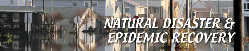 Natural Disaster and Epidemic Response